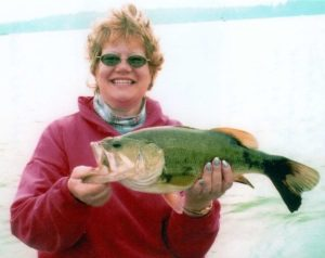 Fishing at Burnt Hills Lodge & Cottages
