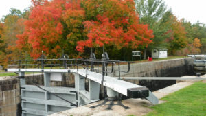 Locks at Jones Falls
